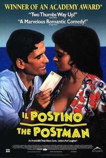 O Carteiro e o Poeta - Poster / Capa / Cartaz - Oficial 6