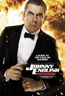 O Retorno de Johnny English - Poster / Capa / Cartaz - Oficial 1