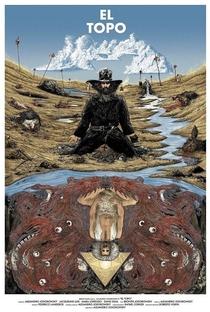 El Topo - Poster / Capa / Cartaz - Oficial 9