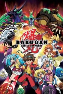 Bakugan : Guerreiros da Batalha (1ª Temporada) - Poster / Capa / Cartaz - Oficial 1