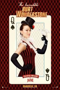 O Incrível Mágico Burt Wonderstone - Poster / Capa / Cartaz - Oficial 3