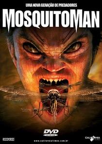Mosquito Man - Poster / Capa / Cartaz - Oficial 1