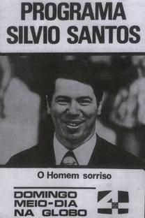 Programa Silvio Santos na Globo - Poster / Capa / Cartaz - Oficial 1