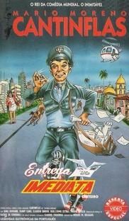 Entrega Imediata - O Carteiro - Poster / Capa / Cartaz - Oficial 1