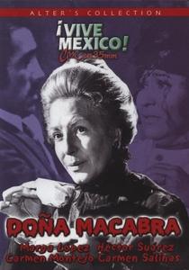 Doña Macabra - Poster / Capa / Cartaz - Oficial 1