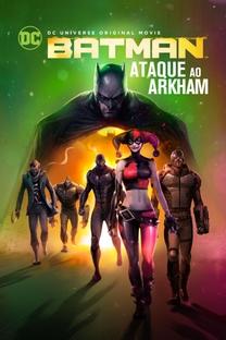 Batman: Ataque ao Arkham - Poster / Capa / Cartaz - Oficial 3