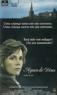 Agnes de Deus - Poster / Capa / Cartaz - Oficial 4
