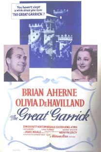 O Grande Garrick - Poster / Capa / Cartaz - Oficial 1