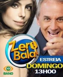 Zero Bala - Poster / Capa / Cartaz - Oficial 1