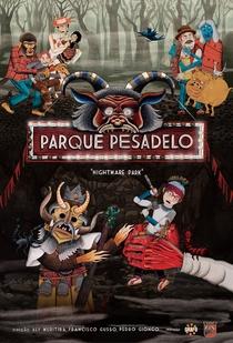 Parque Pesadelo - Poster / Capa / Cartaz - Oficial 1