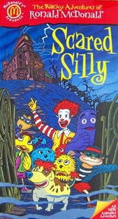 The Wacky Adventures of Ronald McDonald: Scared Silly - Poster / Capa / Cartaz - Oficial 1