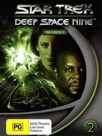 Jornada nas Estrelas: Deep Space Nine (2ª Temporada) - Poster / Capa / Cartaz - Oficial 2