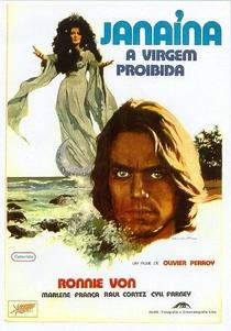 Janaina - A Virgem Proibida - Poster / Capa / Cartaz - Oficial 1