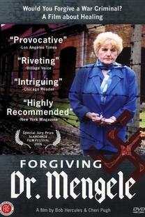 Forgiving Dr. Mengele - Poster / Capa / Cartaz - Oficial 1