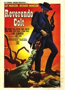 Reverendo Colt - Poster / Capa / Cartaz - Oficial 1