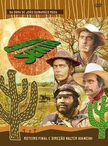Grande Sertão: Veredas - Poster / Capa / Cartaz - Oficial 1