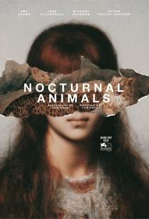 Animais Noturnos - Poster / Capa / Cartaz - Oficial 3