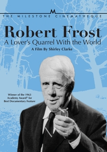 Robert Frost: A Lover's Quarrel with the World - Poster / Capa / Cartaz - Oficial 1