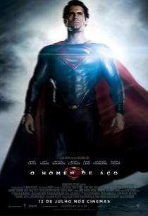 O Homem de Aço - Poster / Capa / Cartaz - Oficial 10
