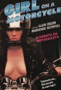 A Garota da Motocicleta - Poster / Capa / Cartaz - Oficial 4