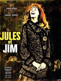 Jules e Jim - Uma Mulher Para Dois - Poster / Capa / Cartaz - Oficial 3