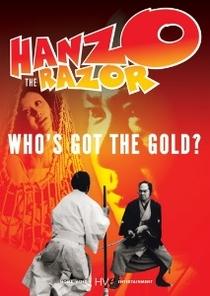 Hanzo The Razor: Who's Got The Gold? - Poster / Capa / Cartaz - Oficial 1
