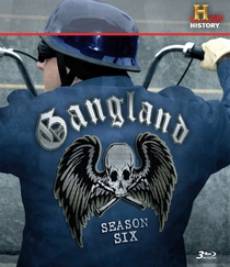Gangland (6ª Temporada) - Poster / Capa / Cartaz - Oficial 1