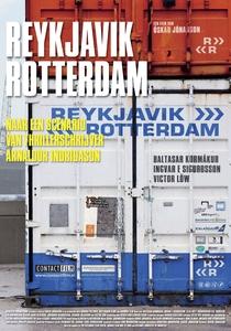 Reykjavík Rotterdam - Poster / Capa / Cartaz - Oficial 3