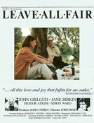 Leave All Fair (Leave All Fair)