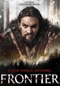 Frontier (2ª temporada) - Poster / Capa / Cartaz - Oficial 1