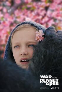 Planeta dos Macacos: A Guerra - Poster / Capa / Cartaz - Oficial 5