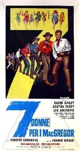Sete Mulheres para os MacGregor - Poster / Capa / Cartaz - Oficial 7