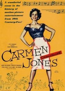 Carmen Jones - Poster / Capa / Cartaz - Oficial 4