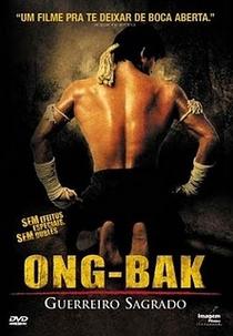 Ong-Bak - Guerreiro Sagrado - Poster / Capa / Cartaz - Oficial 2