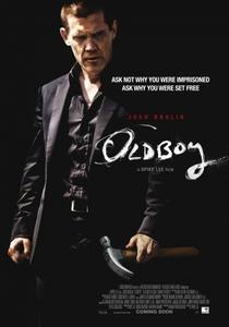 Oldboy: Dias de Vingança - Poster / Capa / Cartaz - Oficial 5