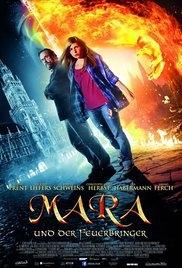 Mara e o Senhor do Fogo - Poster / Capa / Cartaz - Oficial 1
