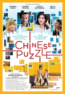 O Enigma Chinês - Poster / Capa / Cartaz - Oficial 4