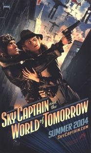 Capitão Sky e o Mundo de Amanhã - Poster / Capa / Cartaz - Oficial 6