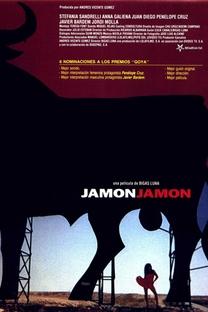 Jámon, Jámon  - Poster / Capa / Cartaz - Oficial 4