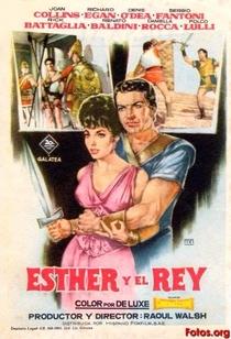 Esther e o Rei - Poster / Capa / Cartaz - Oficial 3