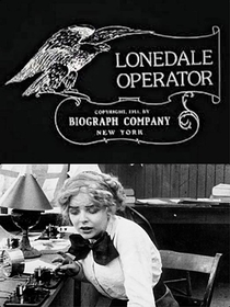 A Operadora da Lonedale - Poster / Capa / Cartaz - Oficial 2