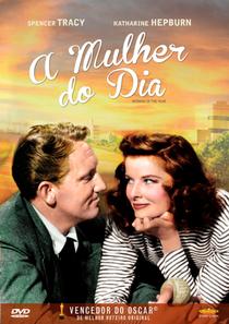 A Mulher do Dia - Poster / Capa / Cartaz - Oficial 1