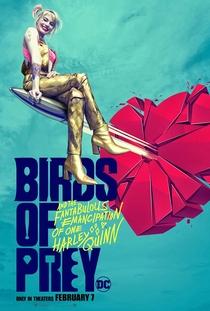 Aves de Rapina: Arlequina e sua Emancipação Fantabulosa - Poster / Capa / Cartaz - Oficial 5