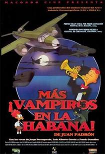 Mais Vampiros em Havana - Poster / Capa / Cartaz - Oficial 1