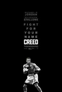 Creed: Nascido para Lutar - Poster / Capa / Cartaz - Oficial 4