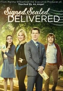 Signed, Sealed, Delivered (1ª Temporada) - Poster / Capa / Cartaz - Oficial 1