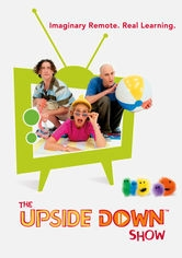The Upside Down Show - Poster / Capa / Cartaz - Oficial 2