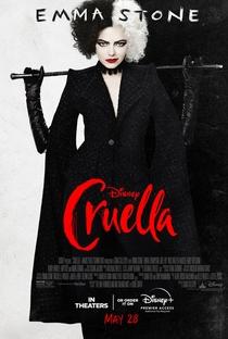 Cruella - Poster / Capa / Cartaz - Oficial 1
