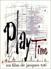 Playtime - Tempo de Diversão - Poster / Capa / Cartaz - Oficial 1