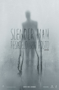 Slender Man - Pesadelo Sem Rosto - Poster / Capa / Cartaz - Oficial 1